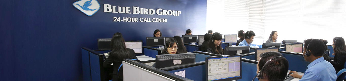 Blue Bird Call Center